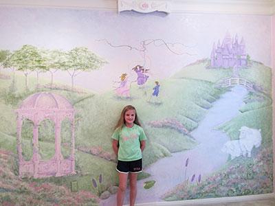 Caroline-Mural